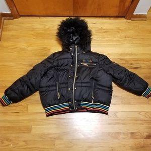 Coogi 3x hooded jacket